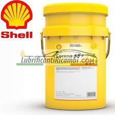Shell Corena S3 R46 Secchio da 20 litri -Oli per compressori d'aria alta qualità