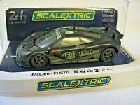 SCALEXTRIC ,LTD EDITION  C4103 MCLAREN F1 GTR 1995 #59 WEATHERED EFFECT SPECIAL