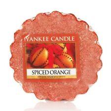 YANKEE CANDLE cialda da fondere Wax melt tart Spiced Orange