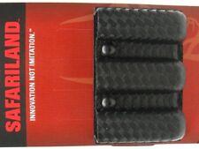 Safariland Black Basketweave Open Top Triple MAG Magazine Pouch For Glock 20