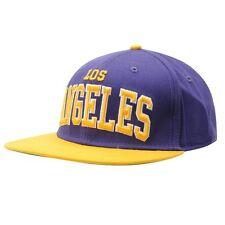 Snapback Cap Cap Hat LA Lakers New York Hip Hop Everlast No Fear new