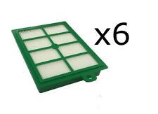 6 Hepa Filter for Electrolux EL012B EL012 Replacement