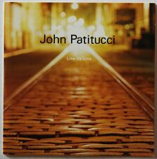 John Patitucci Line By Line Cardcover CD 2006