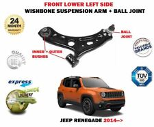 FOR JEEP RENEGADE 1.4 1.6 CRD 2014-> FRONT LEFT WISHBONE SUSPENSION CONTROL ARM