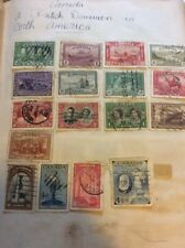 Canada stamps collection Some High Values
