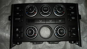 New, Range Rover, 2010 -11 L322 MY10 Climate Seat,Heater Controls,AH42-18D679-AH