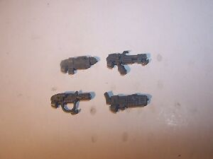 Space Marine Tactical Squad Special Weapons (bits auction)