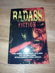 Badass Fiction Redrum Verlag