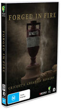 BRAND NEW Forged In Fire : Cricket's Greatest Rivalry (DVD, 2017) The Ashes