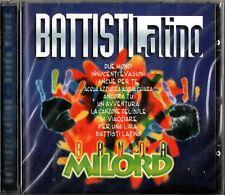 BANDA MILORD BATTISTI LATINO DUE MONDI INNOCENTI EVASIONI CD SEALED 1998