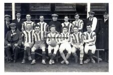 rp15124 - Sandown Football Team , Isle of Wight - photo 6x4