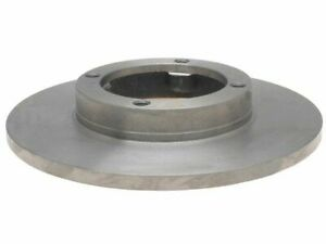 For 1985-1991 Chevrolet Sprint Brake Rotor Front Raybestos 96371HP 1986 1987