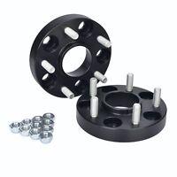 Hubcentric Wheel Spacer 5x114.3 60.1 30mm M12x1.5 Toyota MR2 Alphard VellFire
