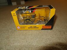 Norscot Caterpillar CAT 163H Motor Grader Die-Cast 1:87 Scale MISB 2008