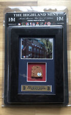Fenway Park Authentic Brick The Highland Mint Red Sox Official Brick MLB Rare