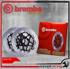 Disco Freno fre Brembo Serie Oro flotante Husqvarna TC 510/TE 510 2002 02>10