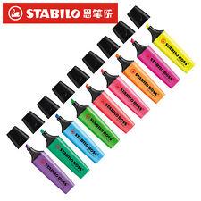 STABILO Boss Original Highlighter Pens Assorted 9 Colors Set