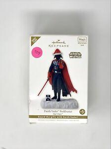 Hallmark Keepsake Orn. 2012 Darth Vader Peekbuster Star Wars Magic Holiday #709