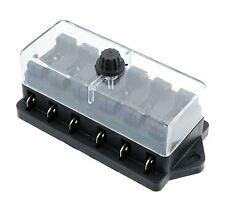 6-Way Automotive Standard Blade Fuse Box Holder