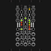 Antumbra CARA (uMarbles) Micro Mutable Instruments Marbles Eurorack Synth Module