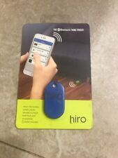Brand New & Sealed Hiro (v2.0) - The Bluetooth Key Finder Blue Color