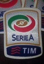 2010/2015 Italy League Serie A Silicon Toppa Patch Badge Parche tim