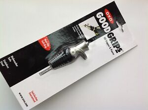 New OXO Good Grips Oil Stopper and Pourer Top Quality Drip Free