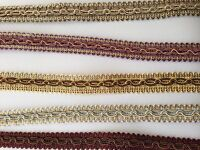 Braid Gimp Trim 15 mm wide 1 yard upholstery craft edging
