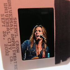 SHERYL CROW Soak Up the Sun Strong Enough All I Wanna Do Easy HOME SLIDE 14