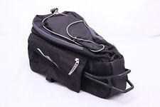 VAUDE Radtasche Off Road Bag M, Fahrradtasche Sattelstütze, schwarz, 7+3 l *NEU*
