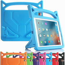 For Apple iPad 9.7 inch 5th 6th Generation Kids Safe EVA Foam Handle Case Cover