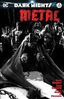 DARK NIGHTS METAL #1 (OF 6) JOCK BLACK VARIANT BATMAN DC COMICS JUSTICE LEAGUE
