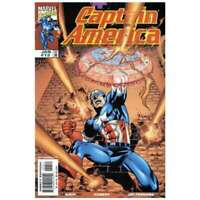 Captain America (1998 series) #13 in Near Mint condition. Marvel comics [*3r]