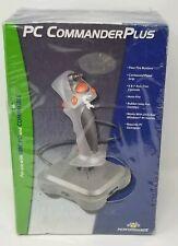 VINTAGE PC COMMANDER PLUS IBM PC, AND COMPATIBLE COMPUTER JOYSTICK WITH BOX