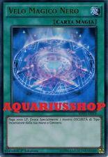 Yu-Gi-Oh Velo Magico Nero MVP1-IT019 Ultra Rara ITA Dark Magic Veil Nuovo