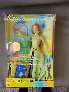 Barbie Secret Spells. Kayla in box. Rare vintage.