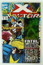 "X-Factor #92 July 1992 Marvel Comics X-Men Anniversary Issue ""Fatal Attractions"""