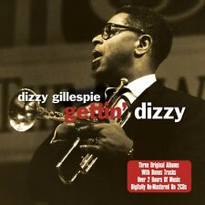 Dizzy Gillespie - Gettin' Dizzy - Three Original Albums (2CD 2009) NEW/SEALED