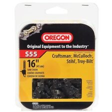 """Oregon 16"""" Semi Chisel Chain Saw Chain Fits McCulloch,Stihl S55 (Discontinued by"""