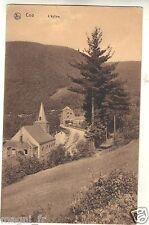 Belgique - cpa - COO - L'église ( i 4645)