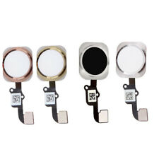 Touch ID Sensor Home Button Flex Cable Key Cap Assembly For iPhone 6 6s Plus 1Pc