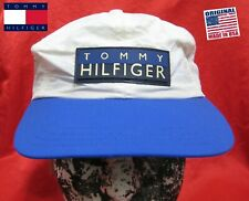 NEW TOMMY HILFIGER CAP HAT MADE IN USA DEADSTOCK VINTAGE