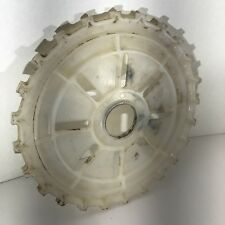"Vintage Large 7 5/8"" Farm Industrial Steam Punk Sprocket Cog Gear Lightweight"