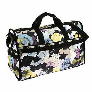 LeSportsac Women's Large Weekender Tote Duffle Bag in Euphoria