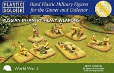 The Plastic Soldier Company 28mm Russian Heavy Weapons WW2028002