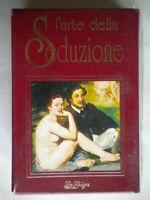 L'arte della seduzione Magrassi La Spiga miniatureerotica cofanetto 3 libri 57