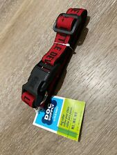 OLD NAVY Dog Supply M/L Adjustable Little Devil Dog Collar NWT