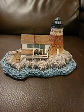 Harbour lights lighthouses #397 Saddleback Lodge Maine #397 new