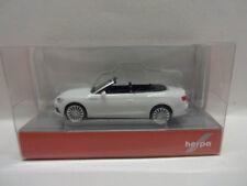 Herpa 028769 Audi A5 Cabrio ibisweiss weiss 1:87 Neu