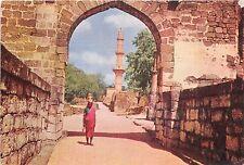 BR28193 Daulatabad fort entrance aurangabad india